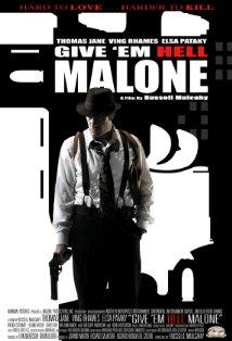Give 'em Hell Malone kapak