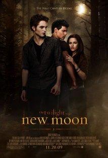 The Twilight Saga: New Moon kapak