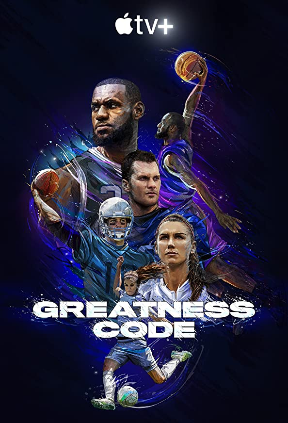 Greatness Code kapak