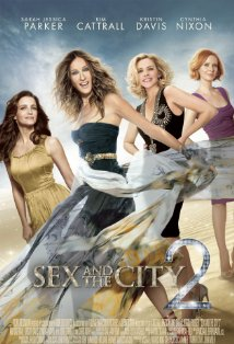 Sex and the City 2 kapak