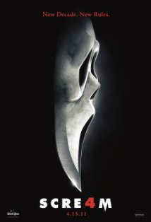 Scream 4 kapak