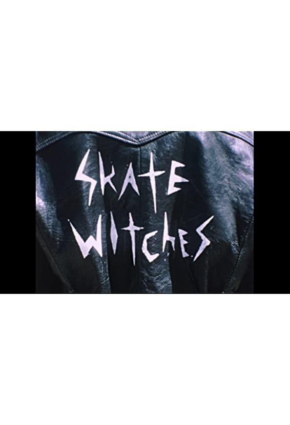Skate Witches kapak
