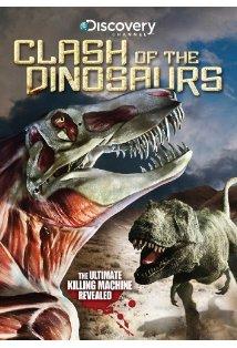 Clash of the Dinosaurs kapak