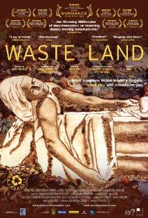 Waste Land kapak