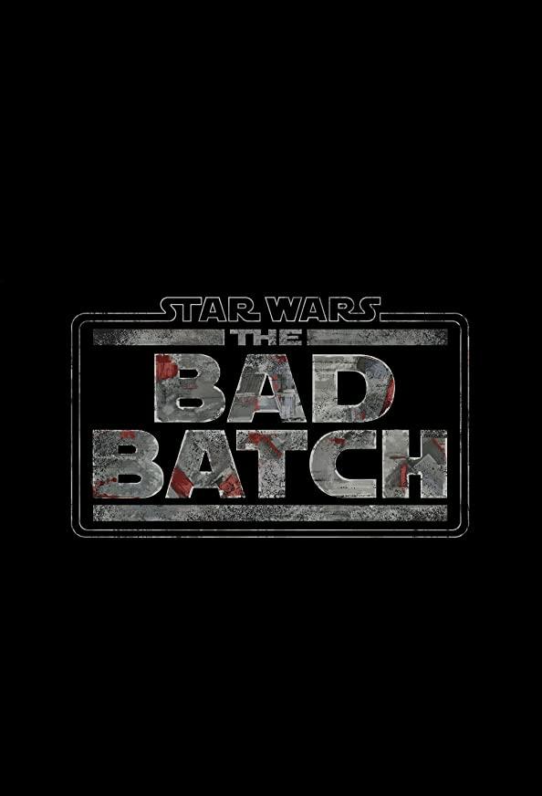 Star Wars: The Bad Batch kapak