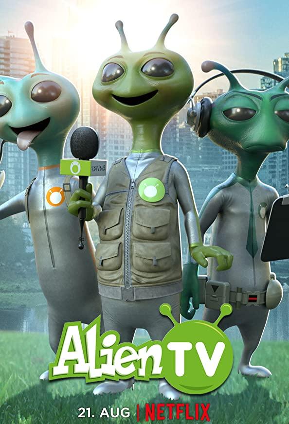 Alien TV kapak