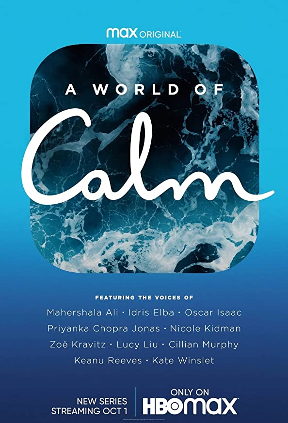 A World of Calm kapak