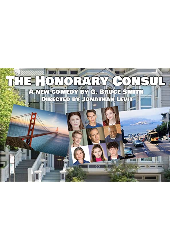 The Honorary Consul kapak
