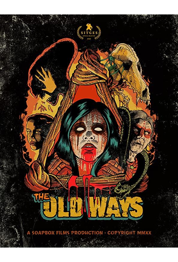 The Old Ways kapak
