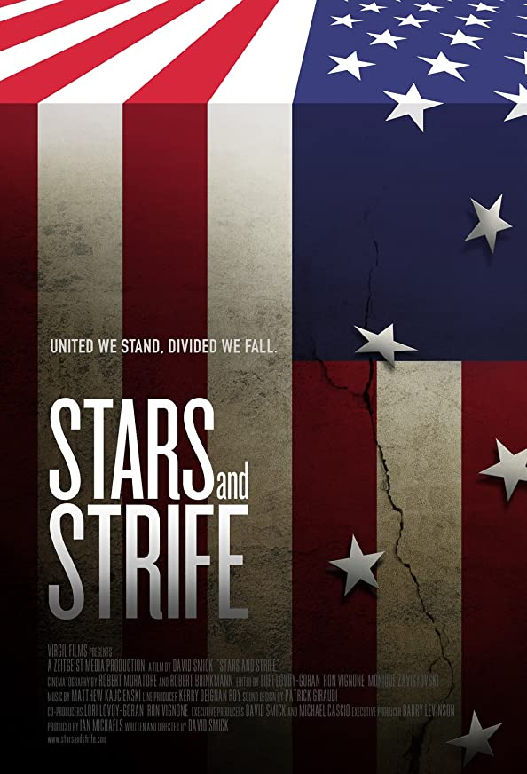 Stars and Strife kapak