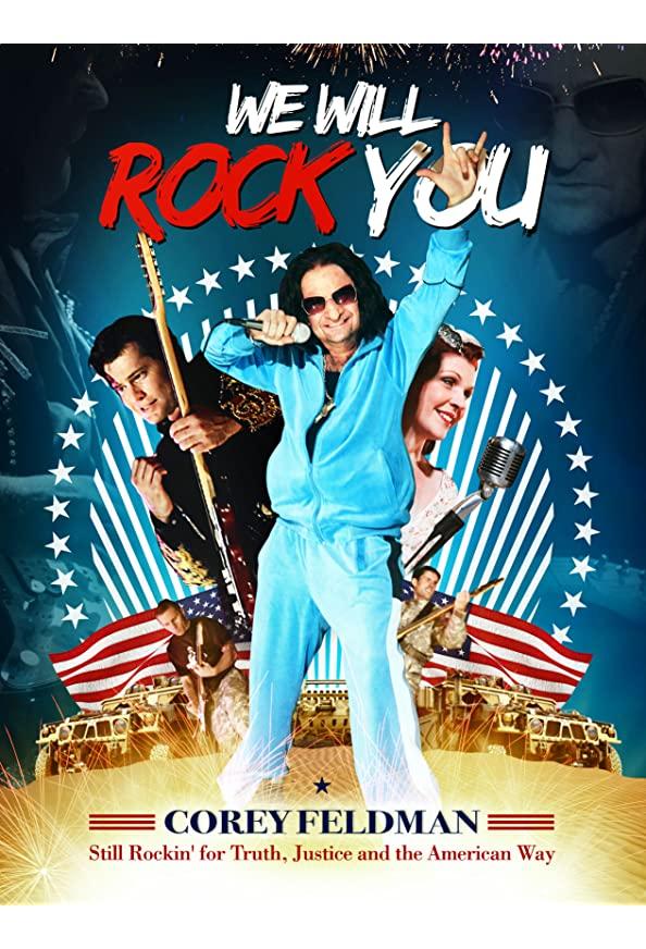 We Will Rock You kapak