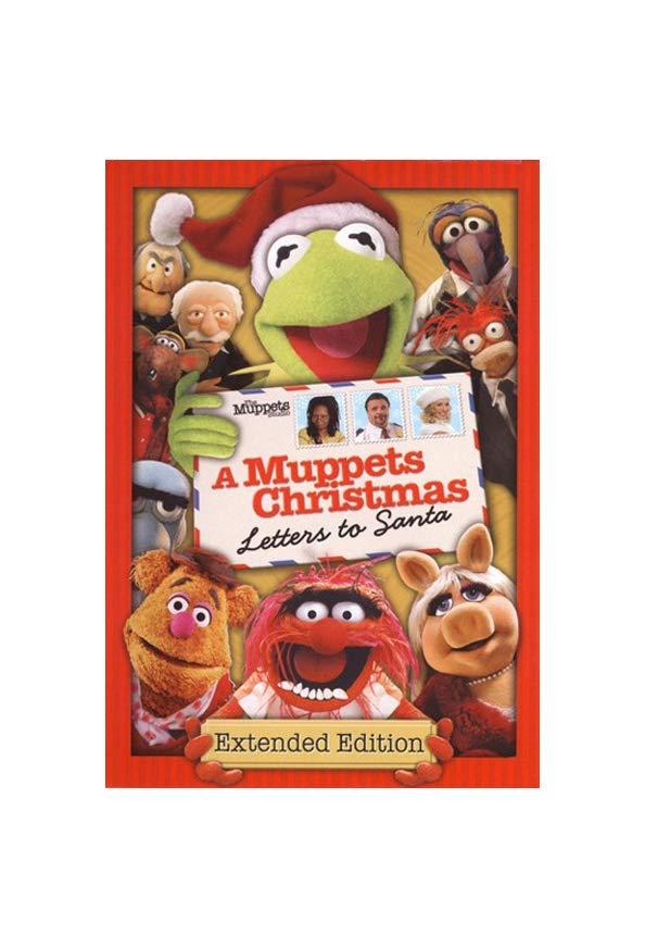 A Muppets Christmas: Letters to Santa kapak