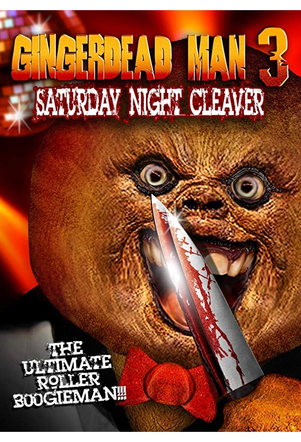 Gingerdead Man 3: Saturday Night Cleaver kapak