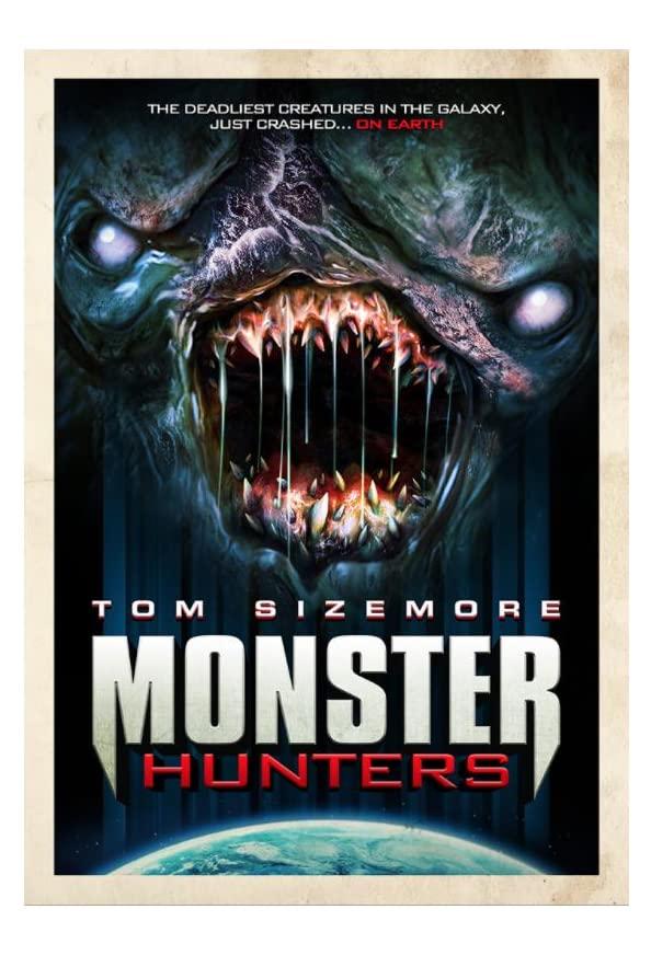 Monster Hunters kapak