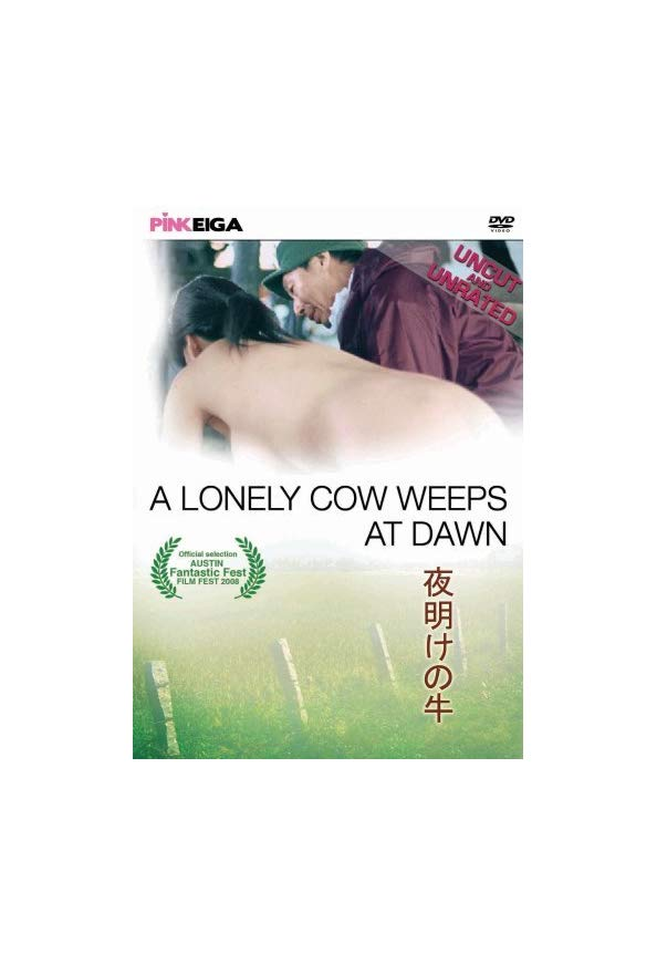 A Lonely Cow Weeps at Dawn kapak
