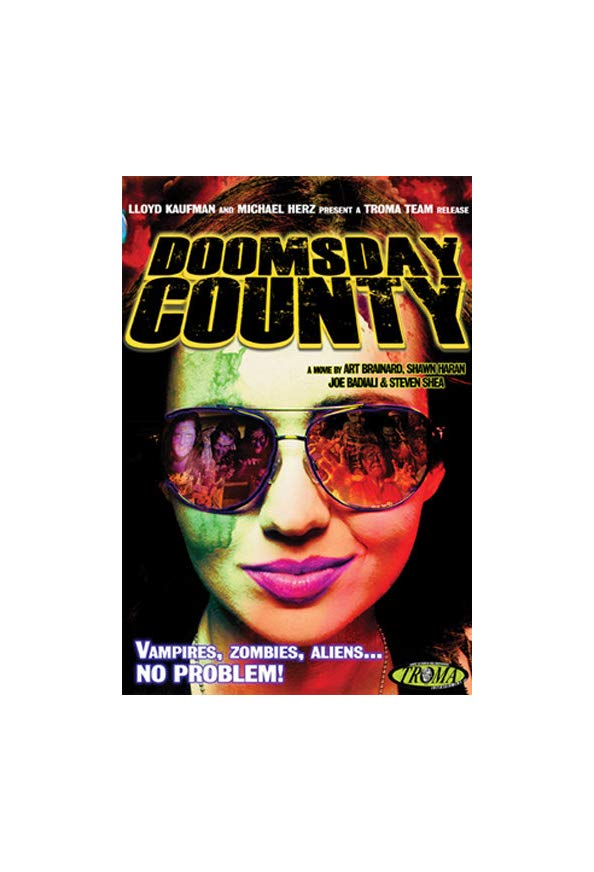 Doomsday County kapak
