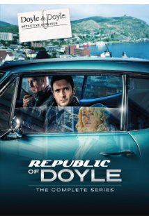 Republic of Doyle kapak