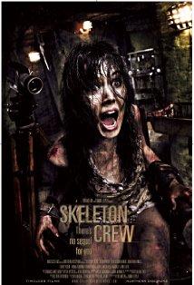 Skeleton Crew kapak