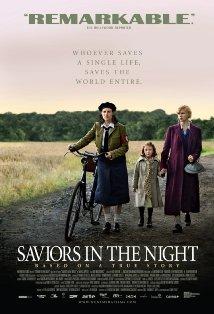 Saviors in the Night kapak