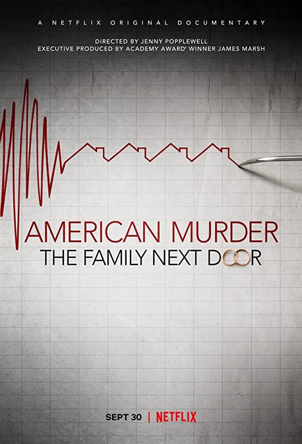 American Murder: The Family Next Door kapak