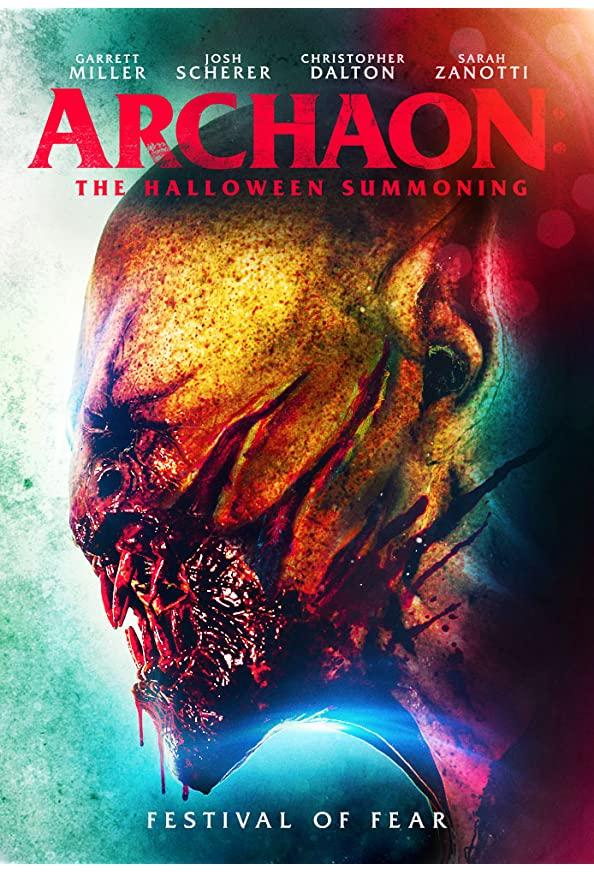 Archaon: The Halloween Summoning kapak