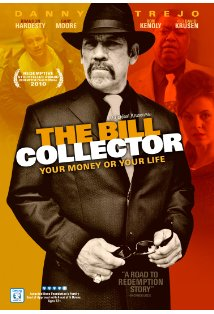 The Bill Collector kapak