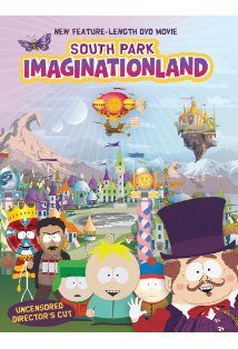 South Park: Imaginationland kapak