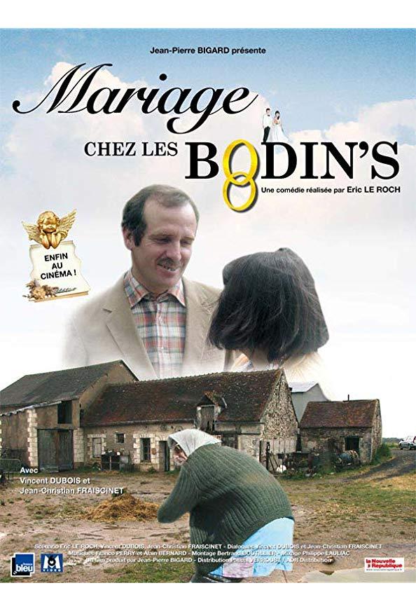 Mariage chez les Bodin's kapak