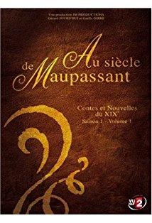 Au siècle de Maupassant: Contes et nouvelles du XIXème siècle kapak