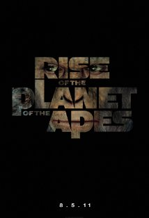 Rise of the Planet of the Apes kapak
