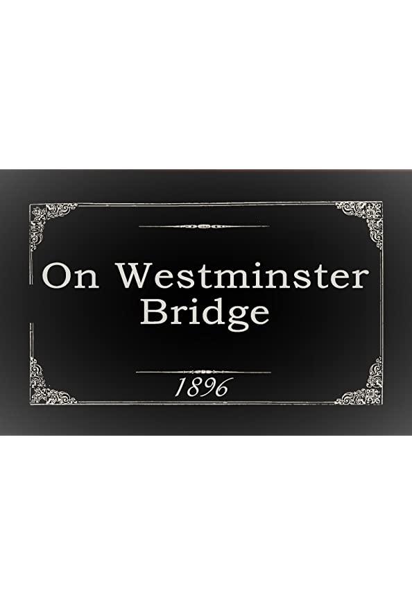 On Westminster Bridge kapak