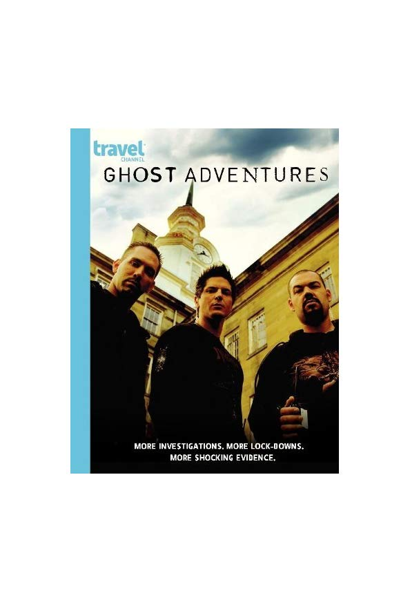 Ghost Adventures kapak