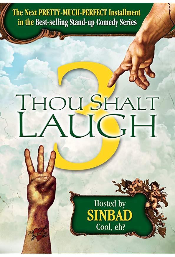 Thou Shalt Laugh 3 kapak