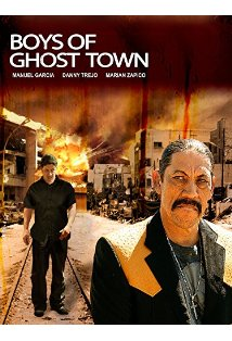 The Boys of Ghost Town kapak
