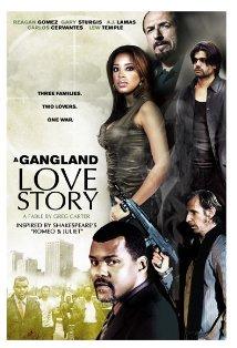 A Gang Land Love Story kapak