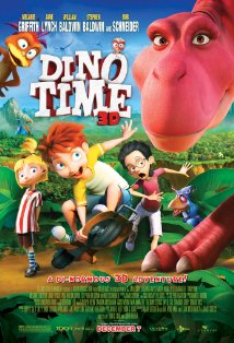 Dino Time kapak