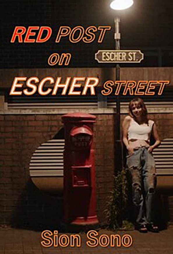 Red Post on Escher Street kapak