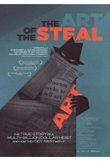 The Art of the Steal kapak