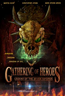 Gathering of Heroes: Legend of the Seven Swords kapak