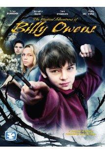 The Mystical Adventures of Billy Owens kapak