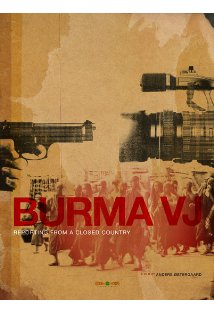 Burma VJ: Reporter i et lukket land kapak