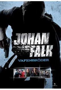 Johan Falk: Vapenbröder kapak