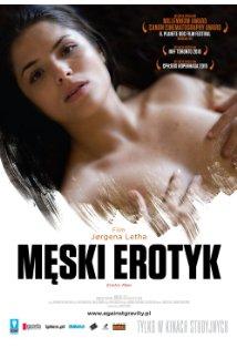 The Erotic Man kapak