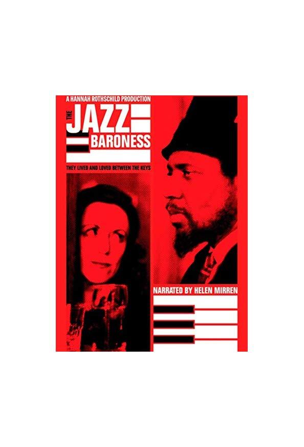 The Jazz Baroness kapak