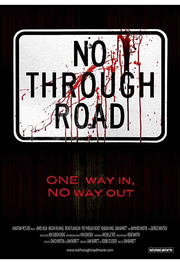 No Through Road kapak