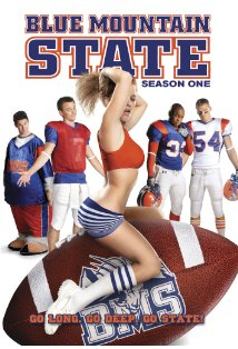Blue Mountain State kapak