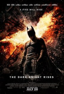 The Dark Knight Rises kapak