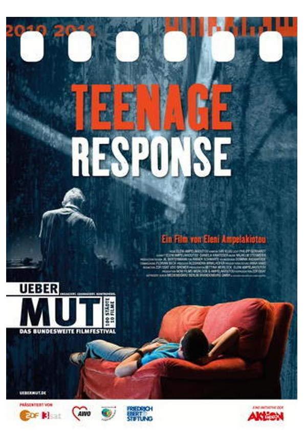 Teenage Response kapak