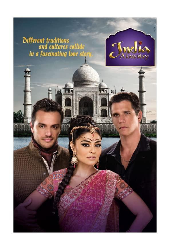 India: A Love Story kapak