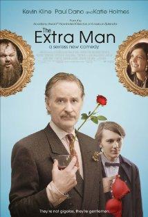 The Extra Man kapak